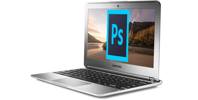 Chromebook Photoshop