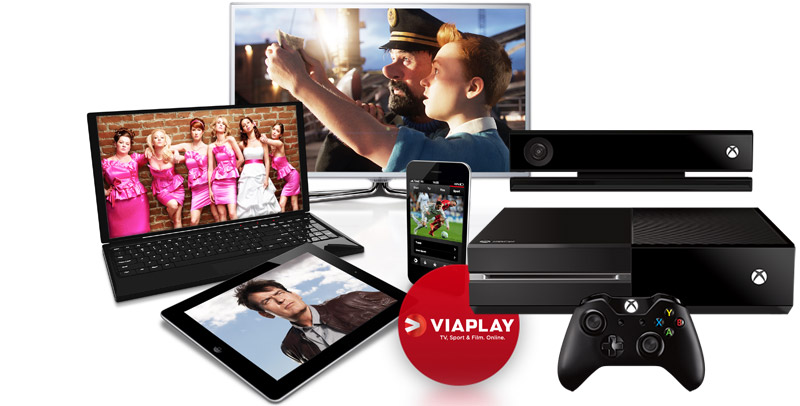 Viaplay Xbox-One