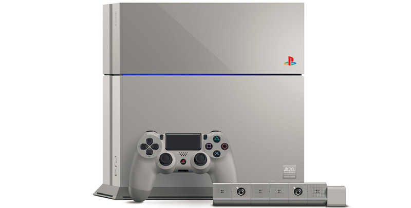 Playstation 4 Anniversary Edition