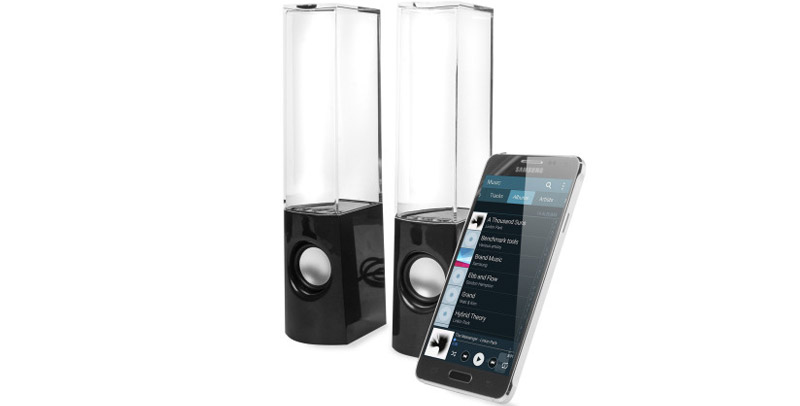 Olixar Bluetooth Water Dancing Speakers