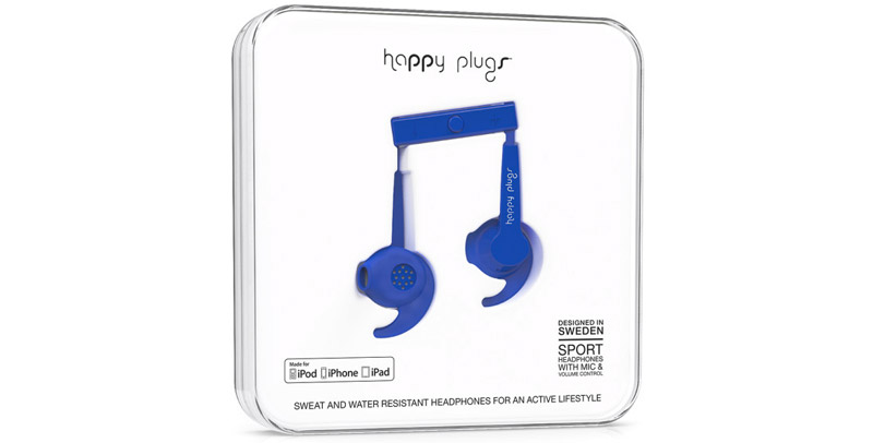 Happy Plugs Sport Headphones