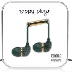 Recension av Happy Plugs In-Ear Unik Edition