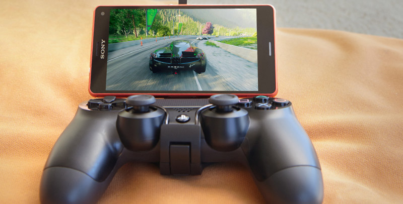 Xperia Z3 Compact PS4